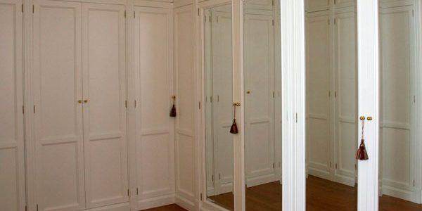 Calcular las medidas de un armario esquinero muebles Armario esquinero bano