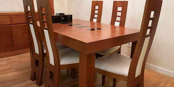 Comedor a medida en San Sebastián de los Reyes | Muebles ...